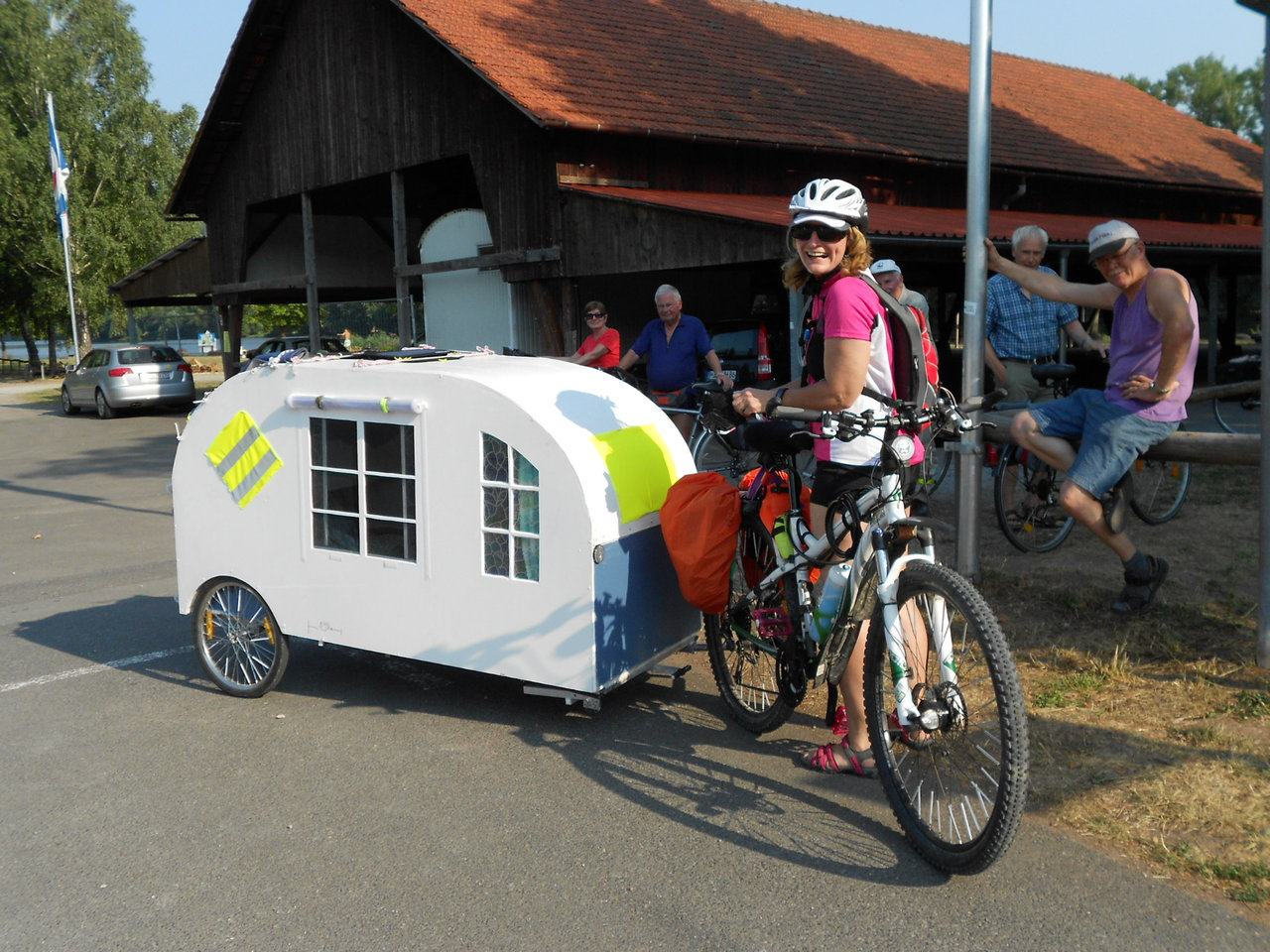 campinganh nger von dethleffs cargobike forum. Black Bedroom Furniture Sets. Home Design Ideas