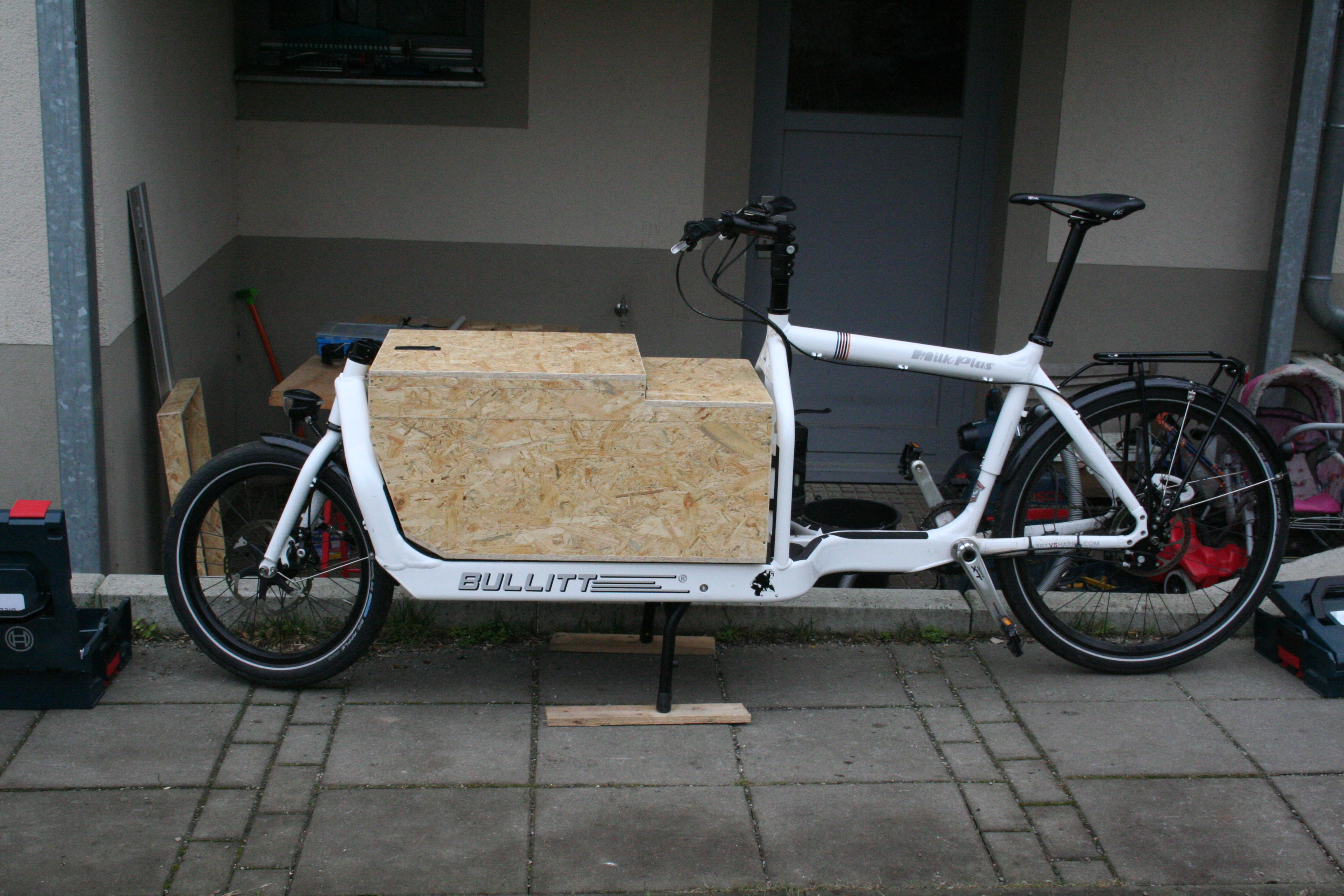kleine kiste f rs bullitt cargobike forum. Black Bedroom Furniture Sets. Home Design Ideas
